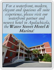 Water Street Hotel in Apalachicola Florida